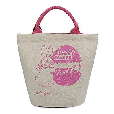 Amazon hoople bunny ears design easter bunny bags f4 bucket amazon hoople bunny ears design easter bunny bags f4 bucket negle Image collections