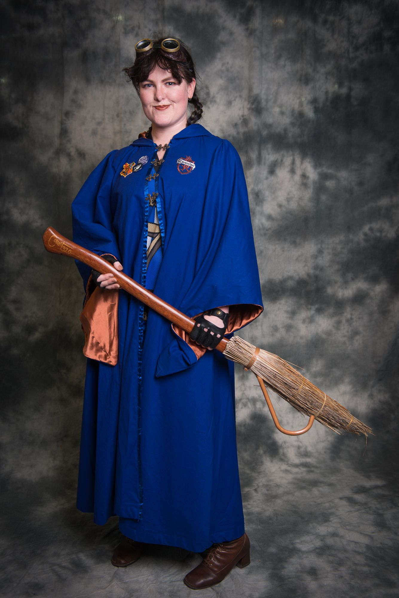 Completed Ravenclaw Quidditch Player, Armageddon 2014 ...