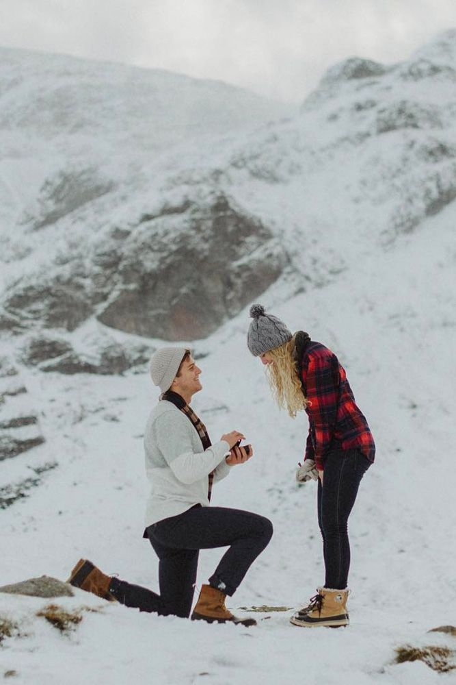 Romantic Proposal Ideas So That She Said Yes See More