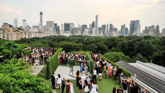 The Metropolitan Museum Of Art Roof Garden Café And Martini Bar - Google Search | Best Rooftop Bars Nyc, Garden Cafe, Roof Garden