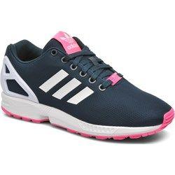 Wakacyjna Walizka Trendy W Modzie Sneakers Adidas Originals Zx Flux Adidas Sneakers
