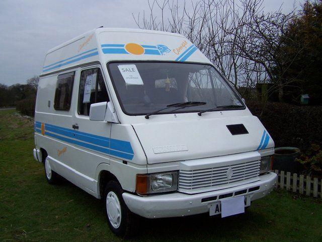 CAMPER VAN for sale | Campers | Camper van, Used camper vans