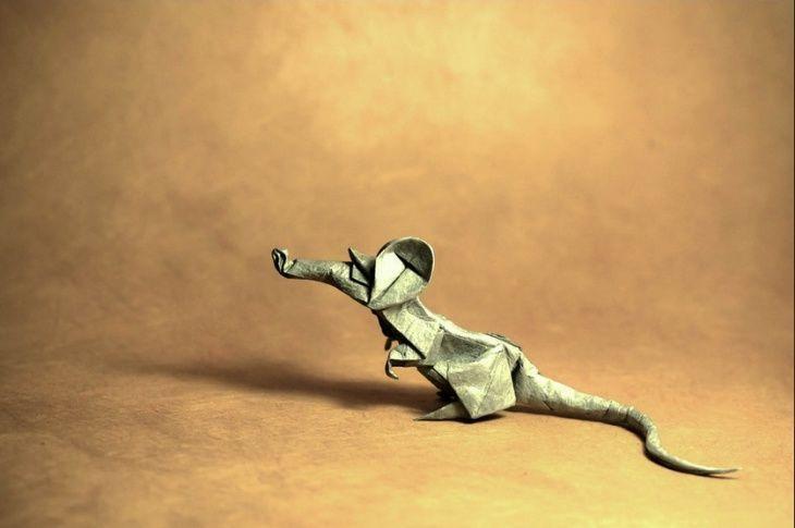Мокрое оригами. Магия воды и бумаги | Origami paper art ...