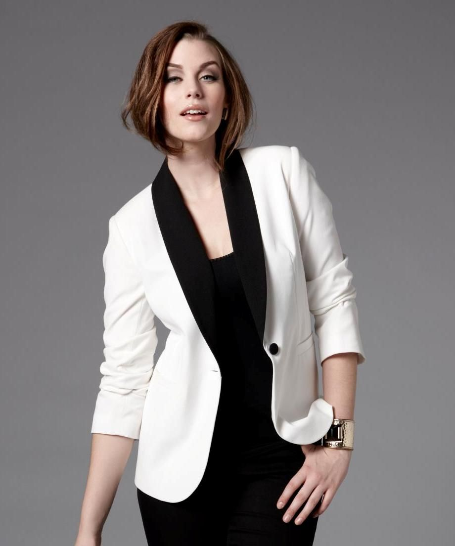 Plus Size Tuxedos for Women