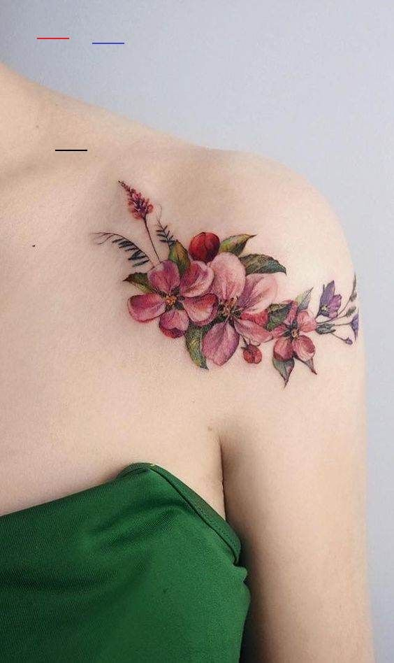 70 Gorgeous Looking Watercolor Tattoo Ideas For Women Koees Blog