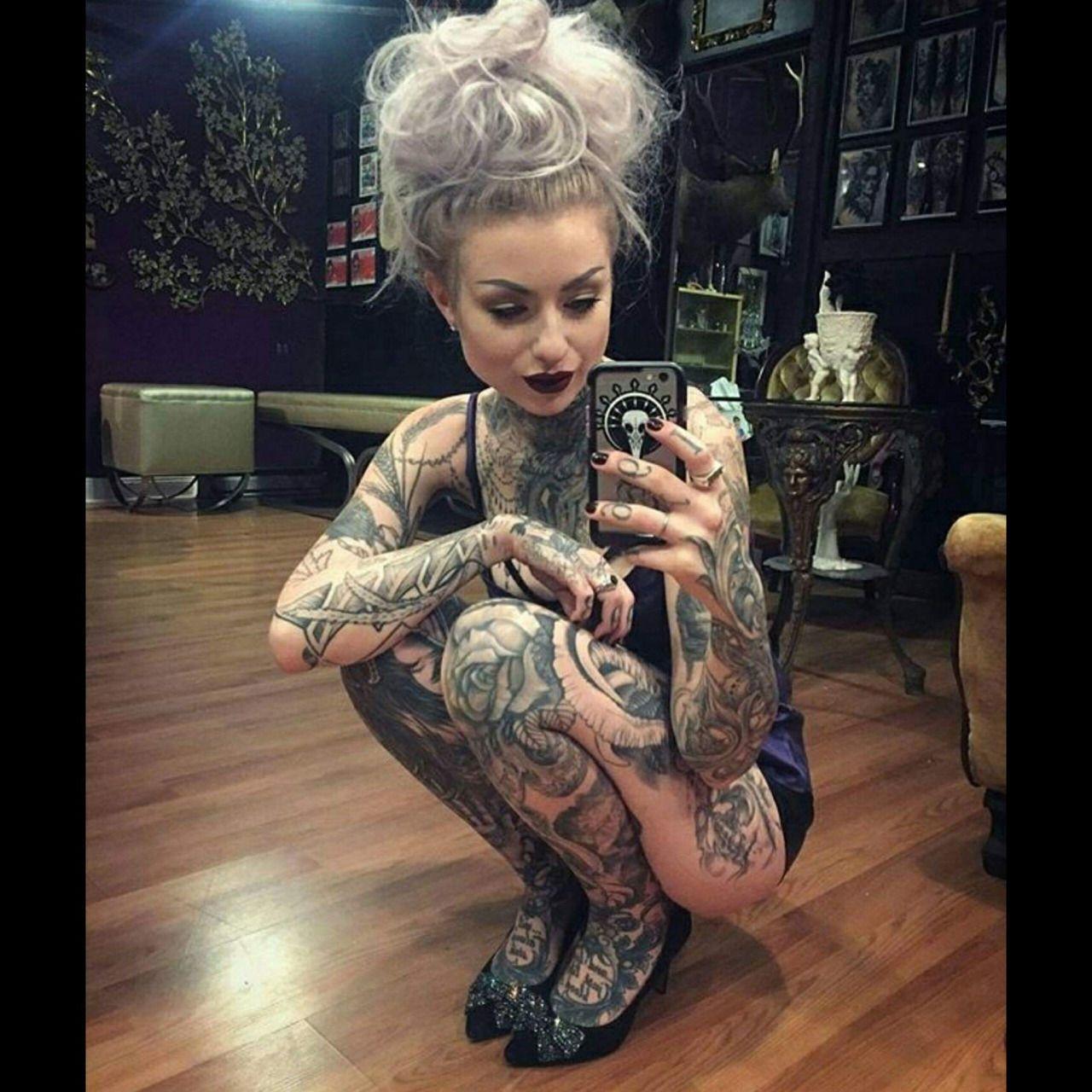 Pin by David Woodworth on Tattoos Female tattoo artists
