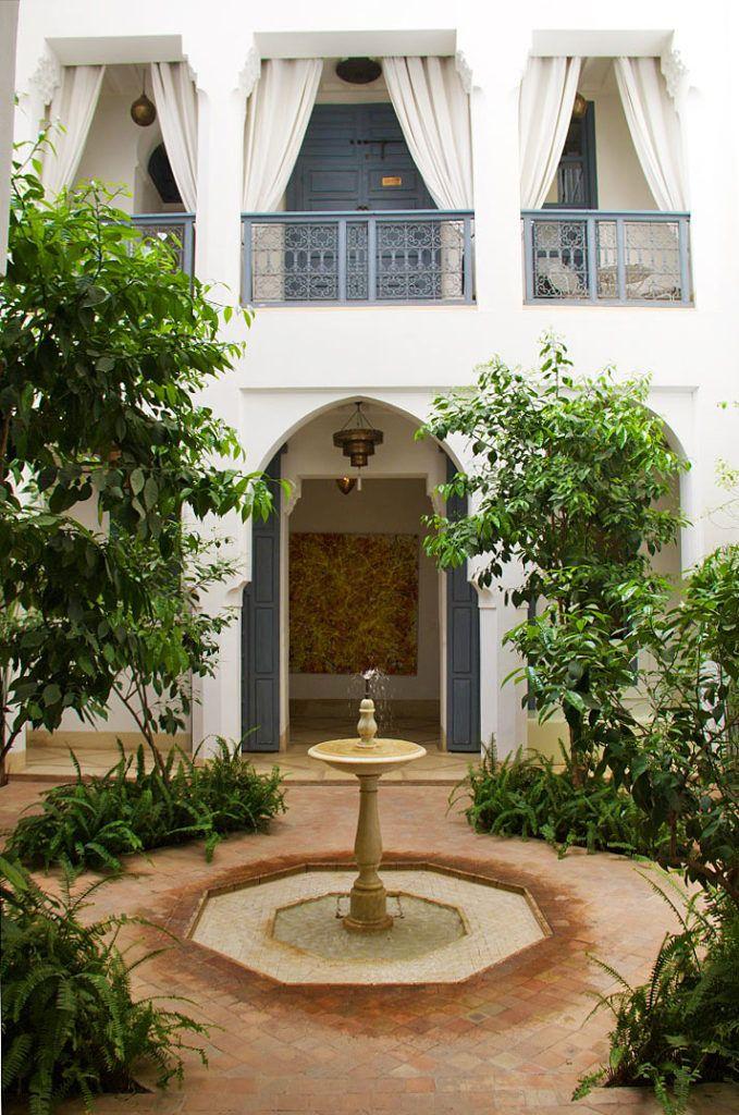 riad adore marrakech garden riads morocco