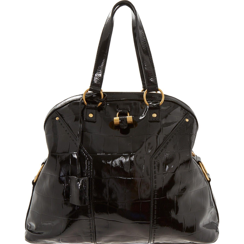 Saint Laurent Pre-owned - Leather shoulder bag aQx9ZxWh