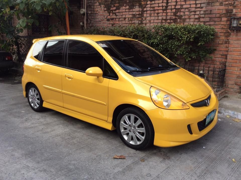Pin By Fitri Ardiansyah On Irsyad Honda Jazz Honda Honda Cars