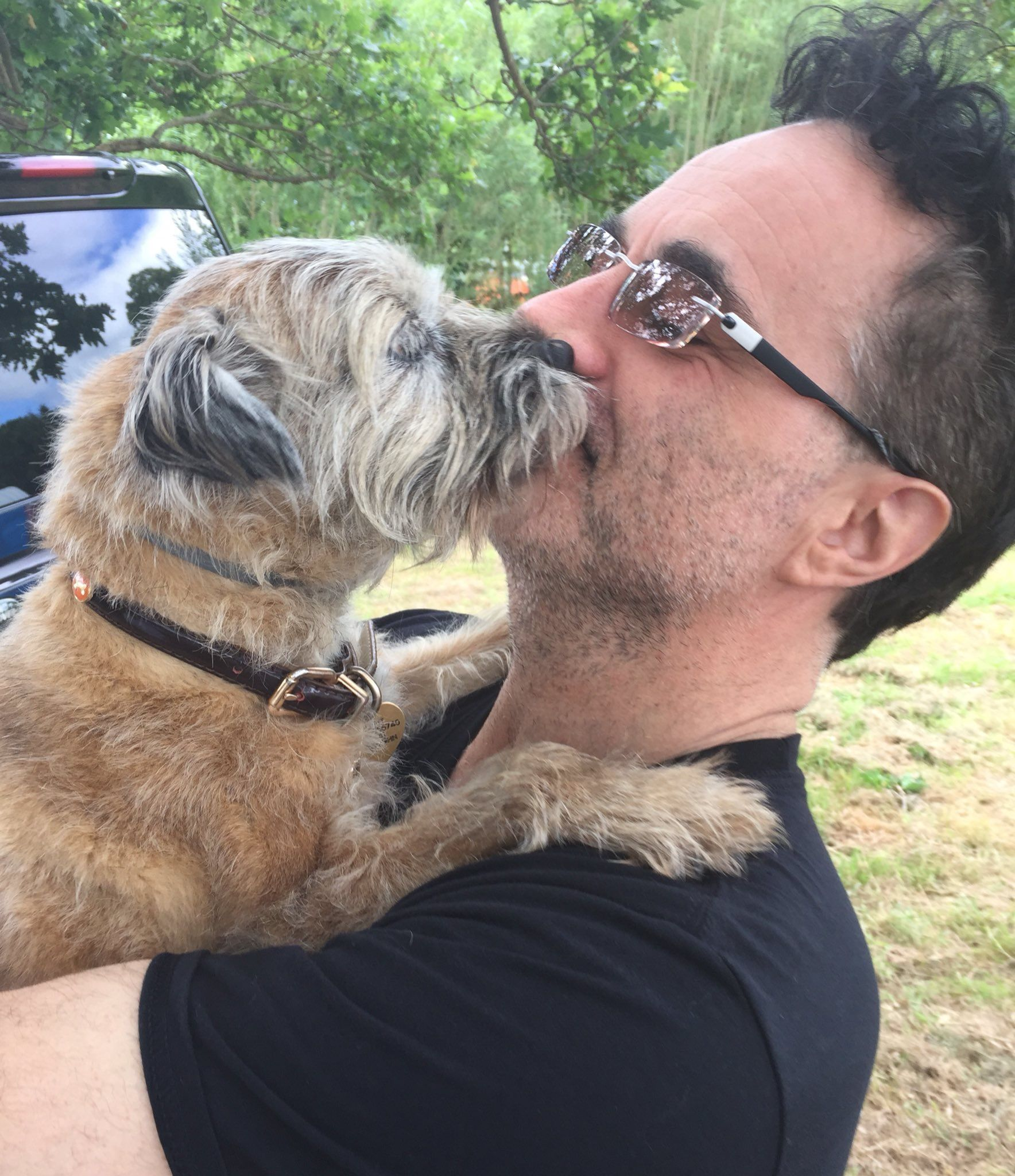 Kisses For You Save All My Kisses For You Border Terrier