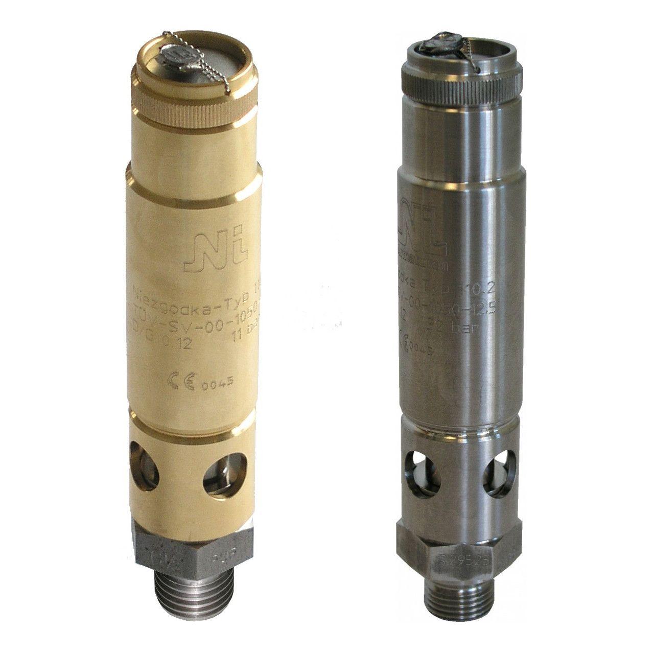 Niezgodka type 110 safety valve safety valve relief