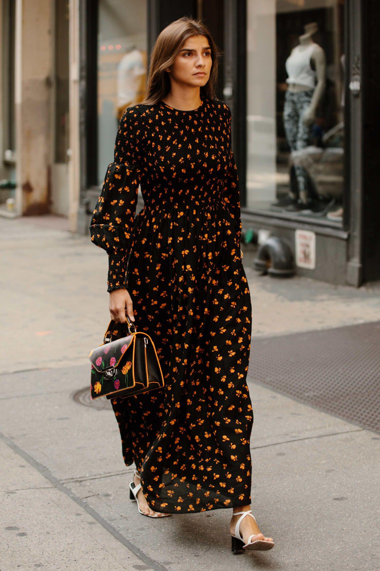 Street Style Twinning Happened On Day 5 of New York Fashion Week #streetstyleclothing