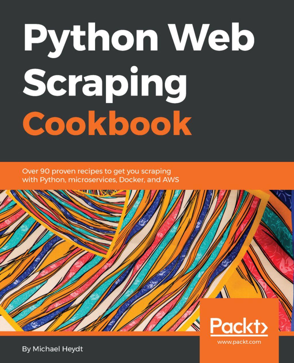 Python Business Intelligence Cookbook. Robert Dempsey
