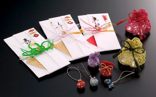 Noshibukuro – Envelopes de dinheiro japonês