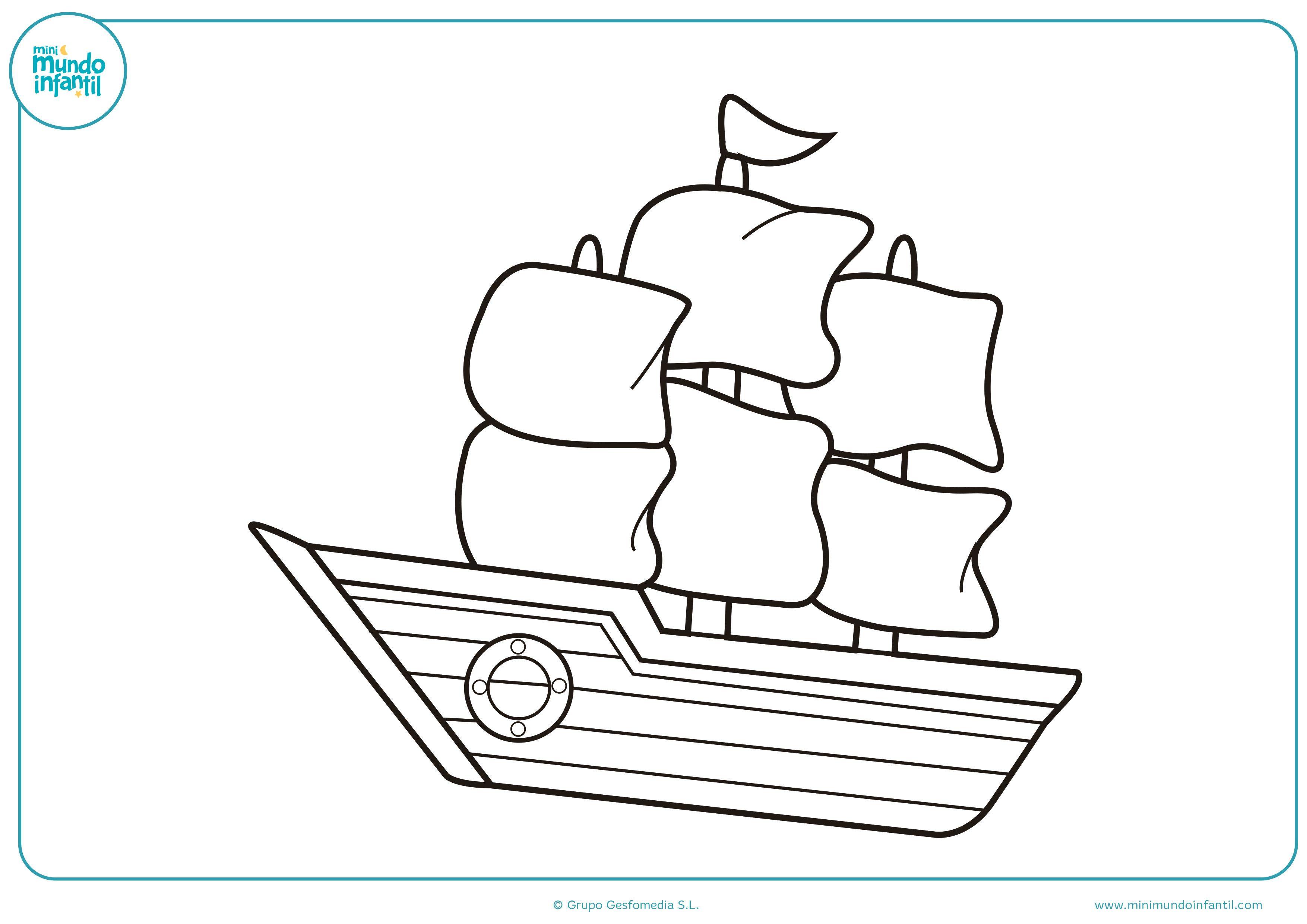 Resultado De Imagen Para Dibujo De Un Barco Para Colorear Peace Gesture Peace