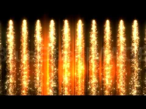 Stock Footage : Light Water Fall 5 1cY