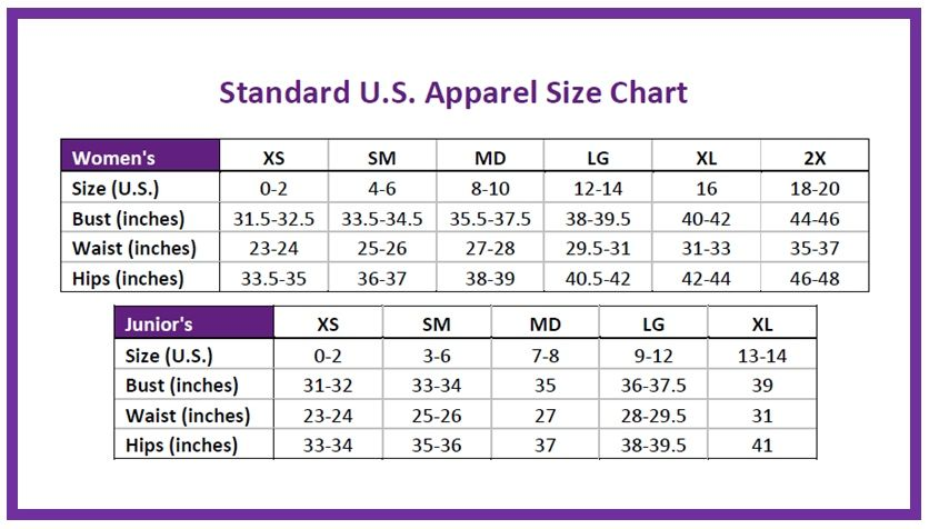 Junior Shoes Size Chart Conversion
