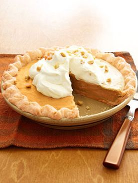 From the kitchen of country music singer Miranda Lambert, this creamy pie is smooth, sweet, and sophisticated; and even better: It's ready in just 40 minutes. Get the recipe for Peanut Butter Pie  - GoodHousekeeping.com