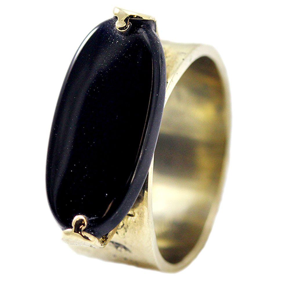 Estate k black onyx ring black onyx ring onyx ring and black onyx