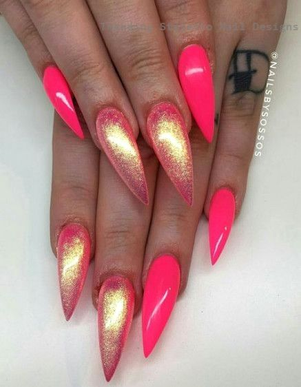 Photo of 30 STORE STILETTO NAIL ART DESIGN IDEES 1 #stiletto #stilettails