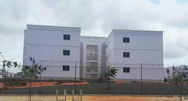 7cb0b6ff5ec Secretário do Urbanismo constata obras do Zango 8000 - Reconstrução  Nacional - Angola Press - ANGOP