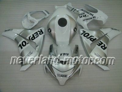 Honda CBR 1000RR 2008-2009 ABS Verkleidung - Repsol #cbr1000rrverkleidung09 #hondacbr1000rrverkleidung