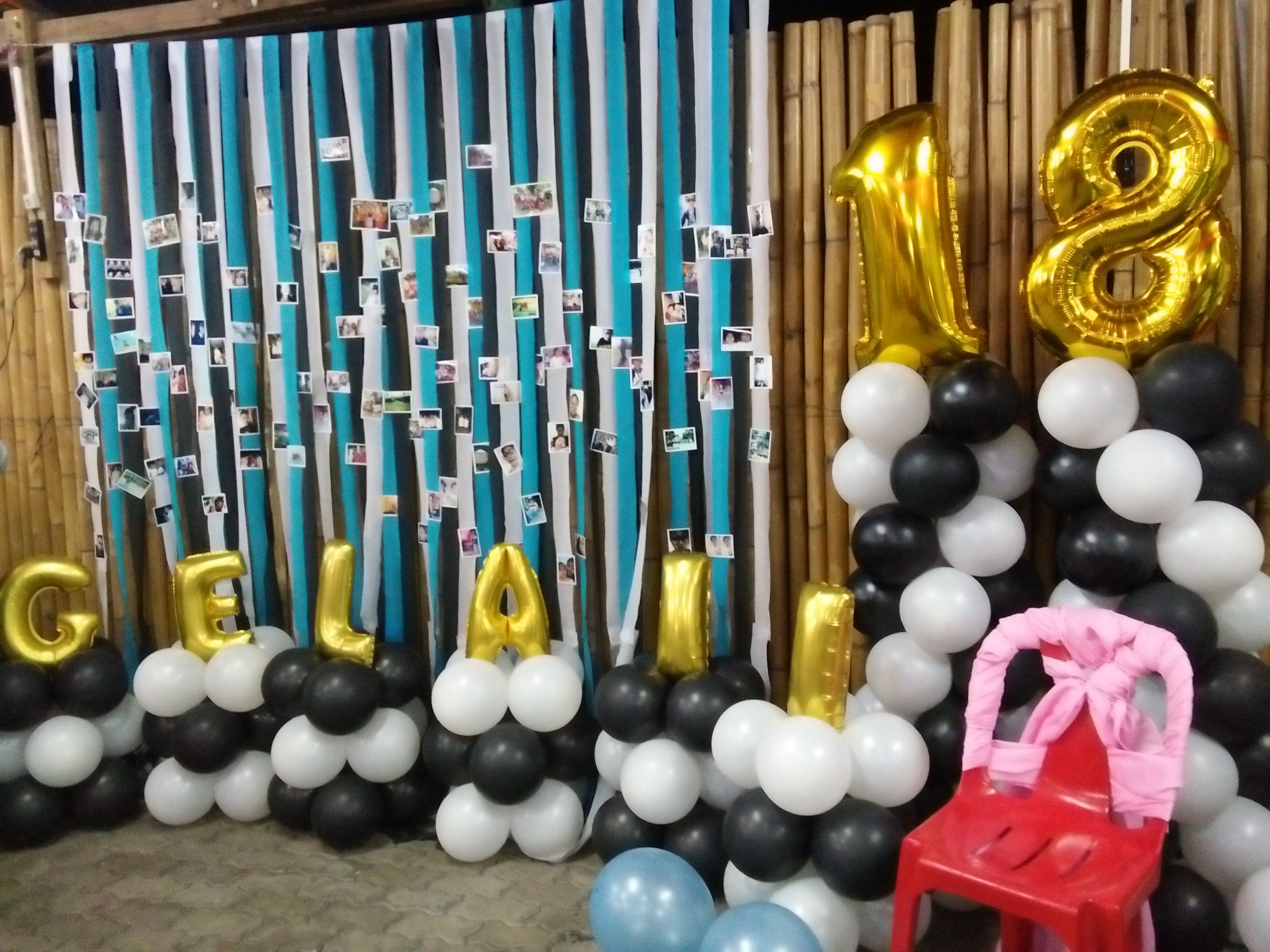 Debut party 18th birthday client of me art balloons marikina debut party 18th birthday client of me art balloons marikina cainta philippines stopboris Choice Image