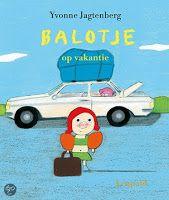 Balotje op vakantie – Yvonne Jagtenberg