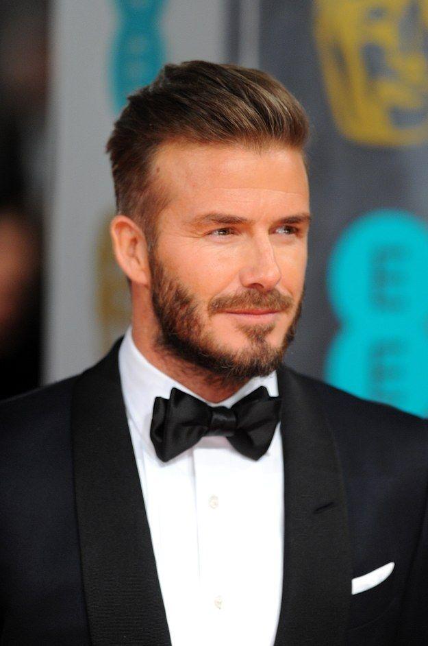 Best 25 David Beckham Beard Ideas On Pinterest David
