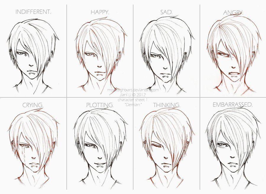Facial Expressions Facial Expressions Drawing Facial