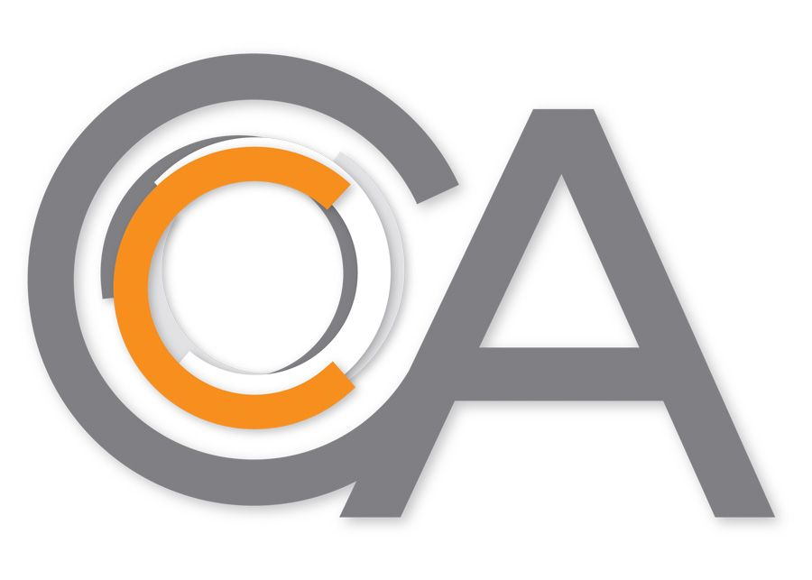 Acronym stands for Constein \ Associates, Inc in Oklahoma - ba stands for