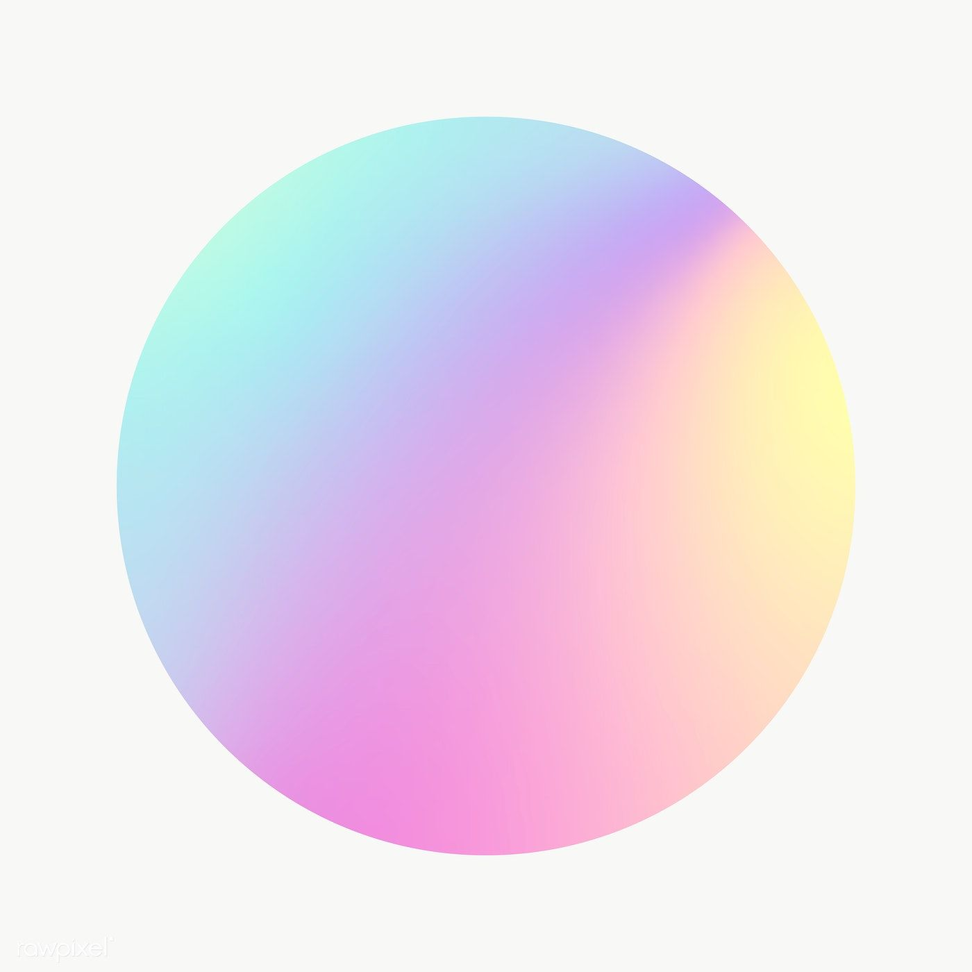 Colorful Round Gradient Element Transparent Png Free Image By Rawpixel Com Nunny Gradient Stock Images Free Png