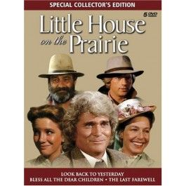 Little House on the Prairie Special Collectors Edition 5 DVD Set