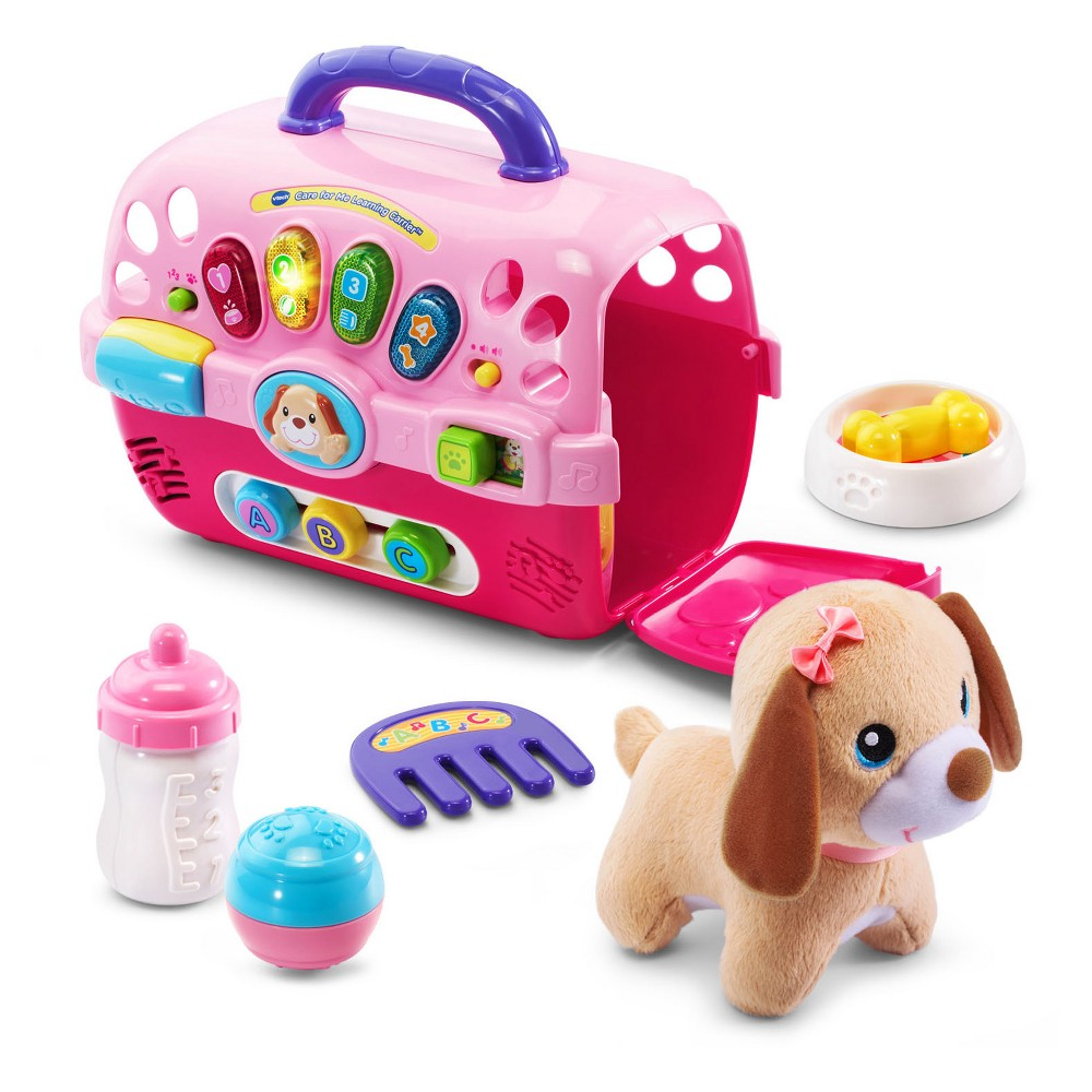 Vtech Care For Me Learning Carrier Toddler Girl Gifts Toys For Girls Toddler Gifts
