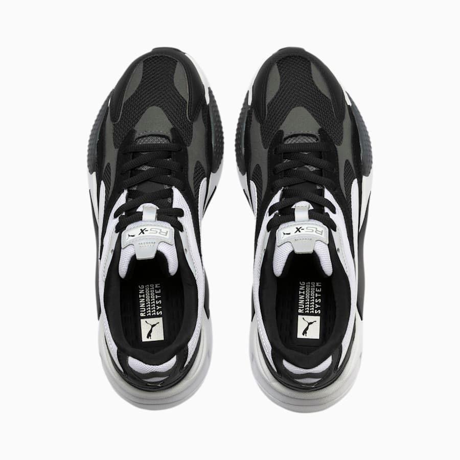 PUMA Rs-X3 Puzzle Trainers in Black