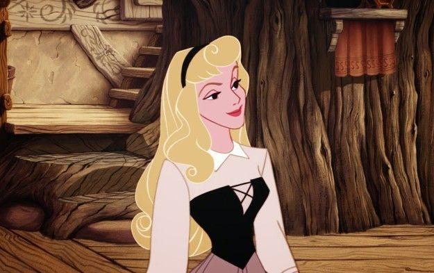 Qui n es la m s feminista de todas las princesas disney - En que meses se cae mas el pelo ...