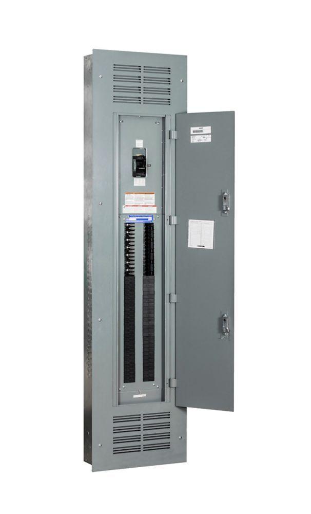 300 Amp 84 Spaces 120 Circuits Maximum Nq Flush Mount Service Entrance Loadcentre Locker Storage Home Depot Entrance