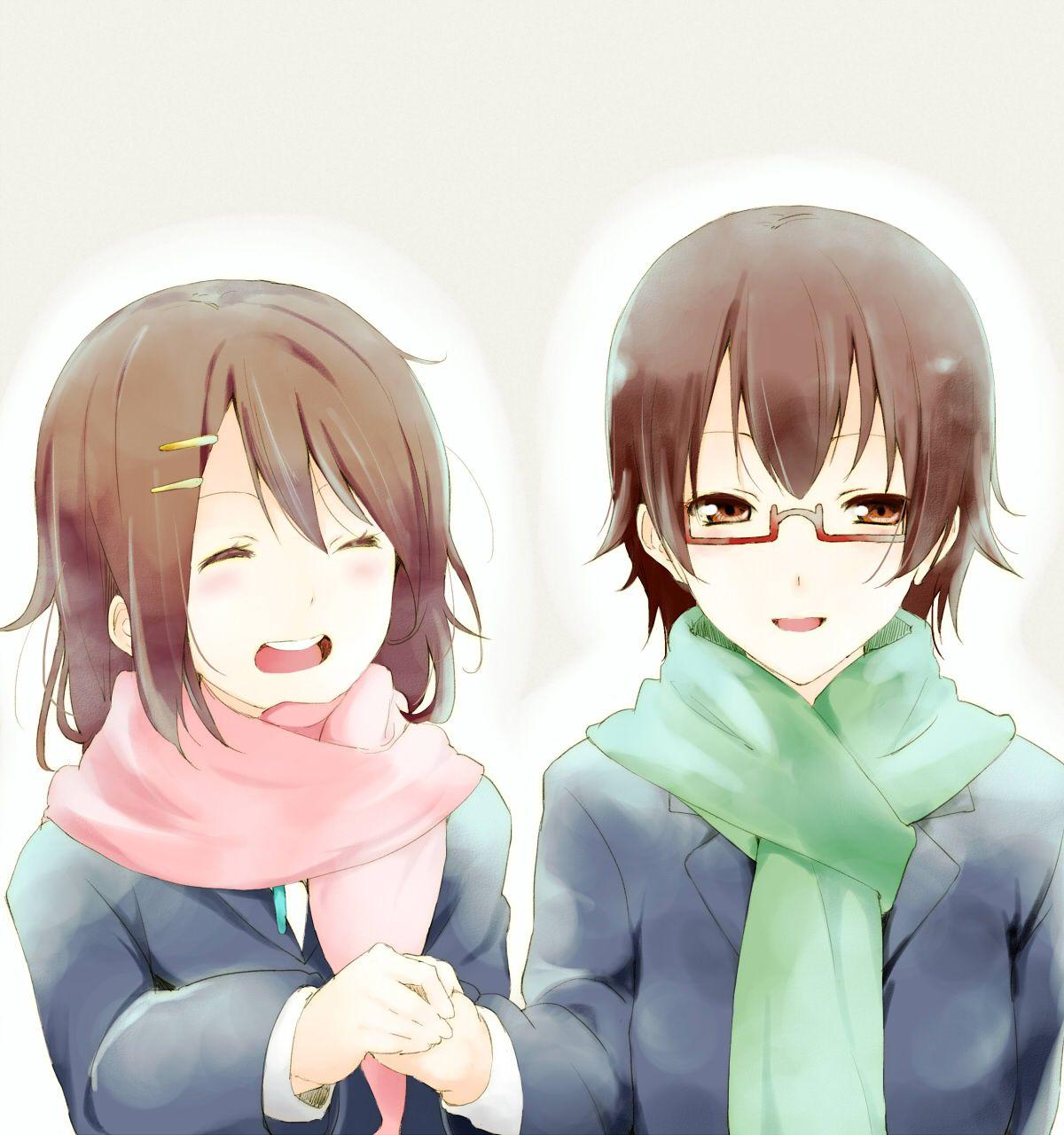 Yui and Nodoka KOn