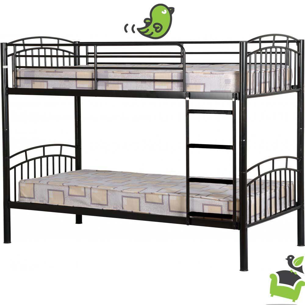 Lit Avec Rangement En Dessous ventura single bunk bed #bedroom #beds #bunkbeds | lit en
