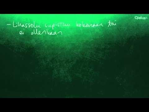Lihastyypit - YouTube