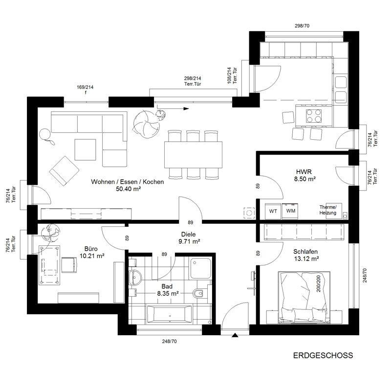 Beispielhäuser Wir leben Haus Haus, Haus ideen und