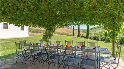 Rent Villa Podere Collelungo 10 at San Casciano dei Bagni/Val d'Orcia Siena in Tuscany | Emmavillas.com - Details