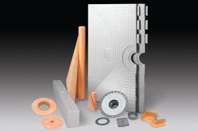 Kerdi Shower Kit With Images Shower Kits Shower Systems