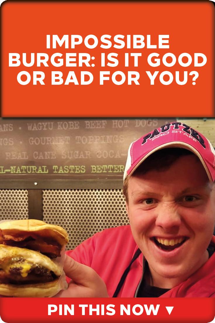 impossible burger keto diet