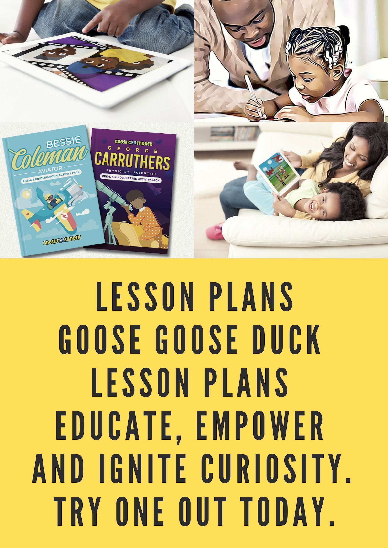 Goose Goose Duck Lesson Plans Are Age Appropriate