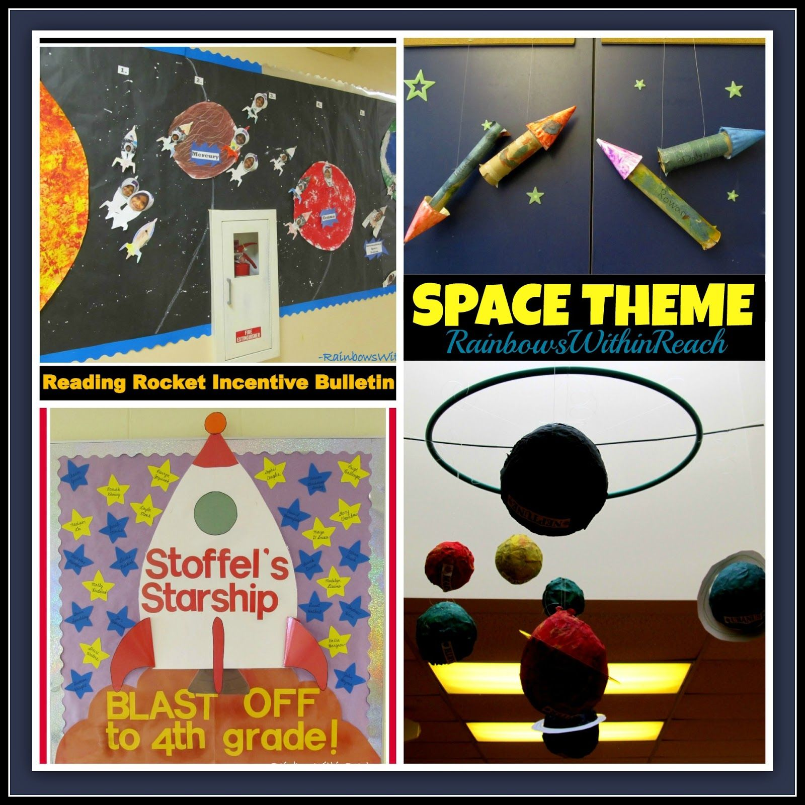 Planets Rockets And Aliens Oh My