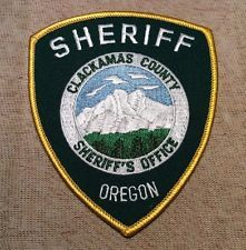 Clackamas County Oregon Sheriff Patch | Police Patches