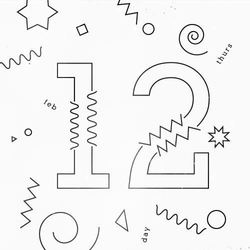 12.02.2015 — AlexandriaFLF // Daily typography exercise