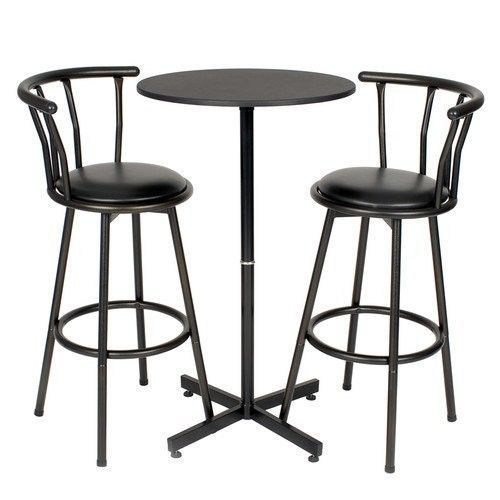 Lovely Bar and Stools Set