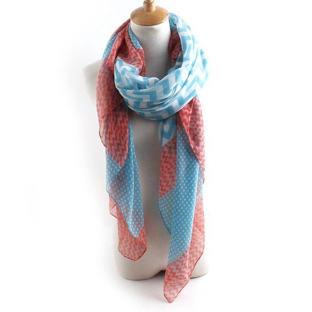 Wrap gasa bufandas de seda del mantón / invierno hizo punto el casquillo / pañuelo para el cuello